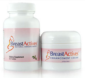 Natural Breast Enlargement Cream